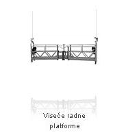 Najam viseće radne platforme - Iznajmljivanje strojeva